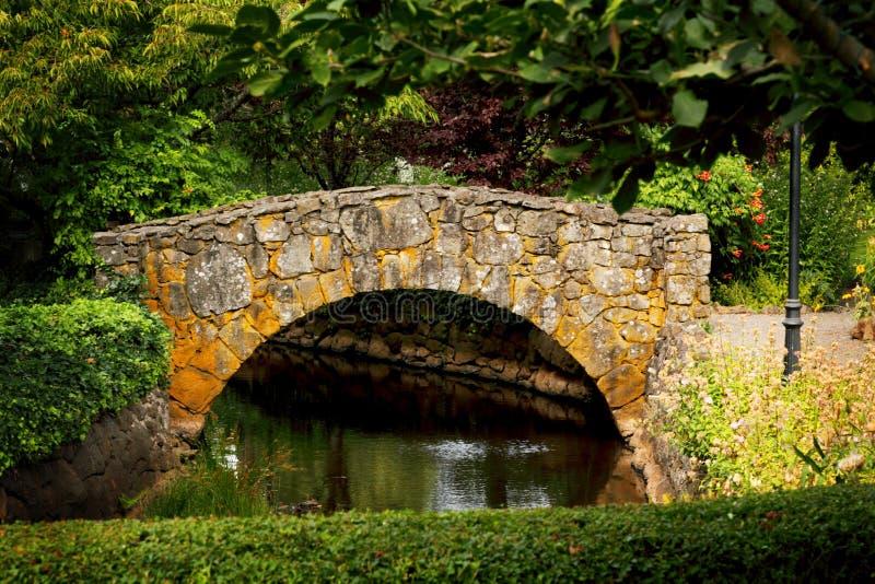 сад моста стоковые фото