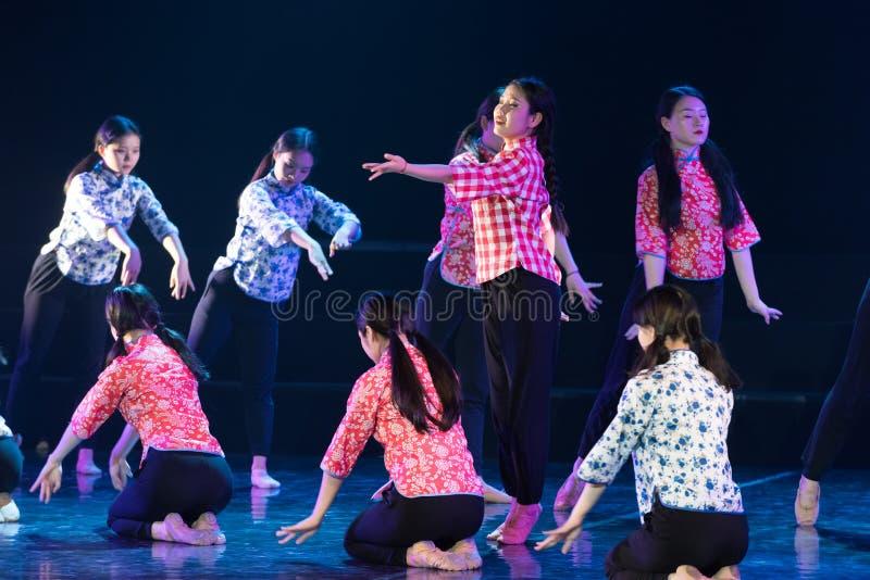 Сад цветет драма танца 3-Lilac стоковое изображение