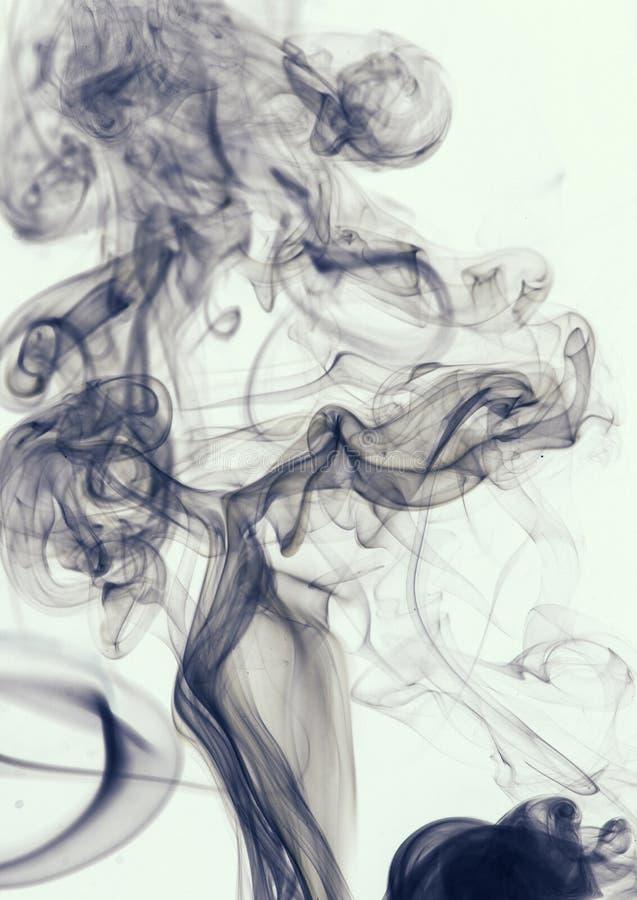 сажа темный дым стоковые изображения rf