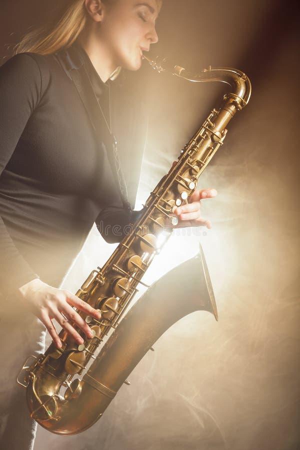 саксофон стоковая фотография