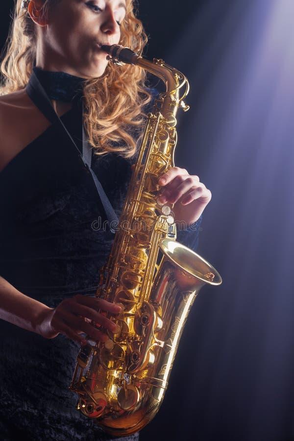 саксофон стоковые фото