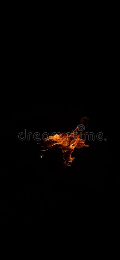 Flame tongue stock images