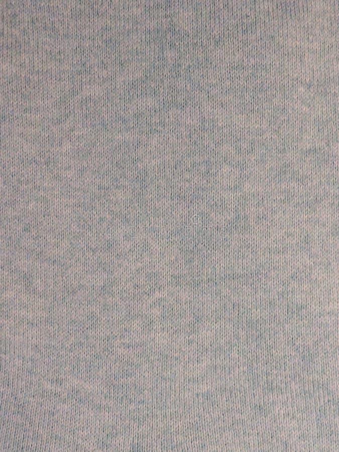 Салатовая голубая предпосылка текстуры ткани стоковое изображение