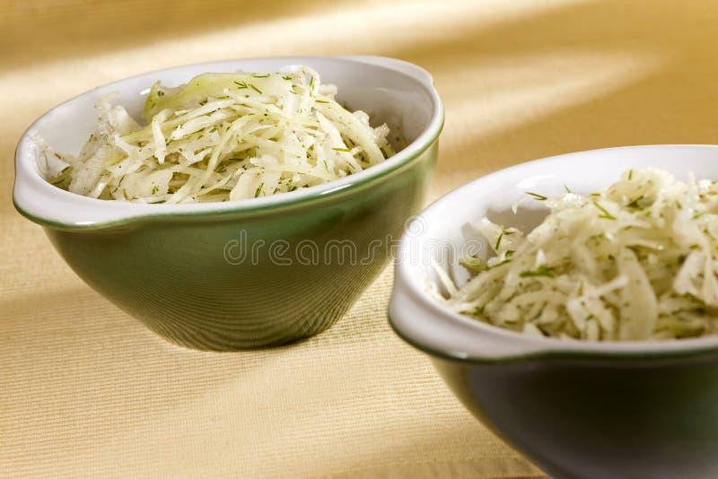 салат капусты стоковые изображения rf