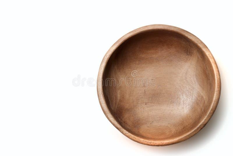 салат шара деревянный стоковая фотография