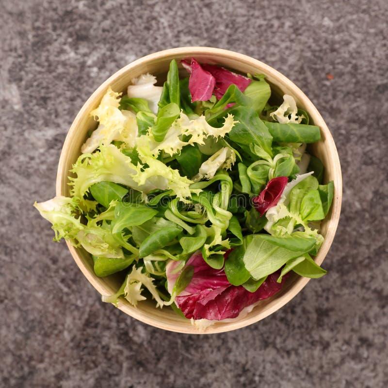 салат шара свежий стоковые изображения rf