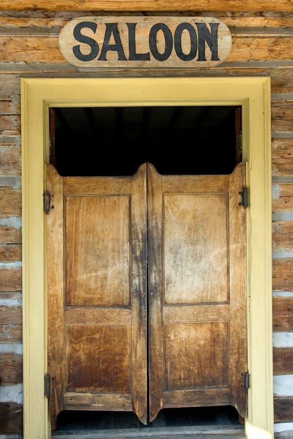 салон дверей стоковое изображение rf