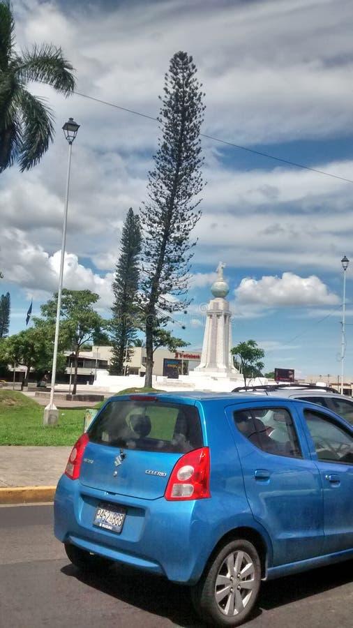 Сальвадор del Mundo стоковые фотографии rf