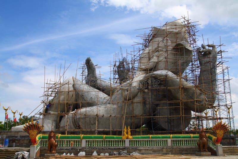 самая большая статуя ganesha конструкций стоковое фото rf