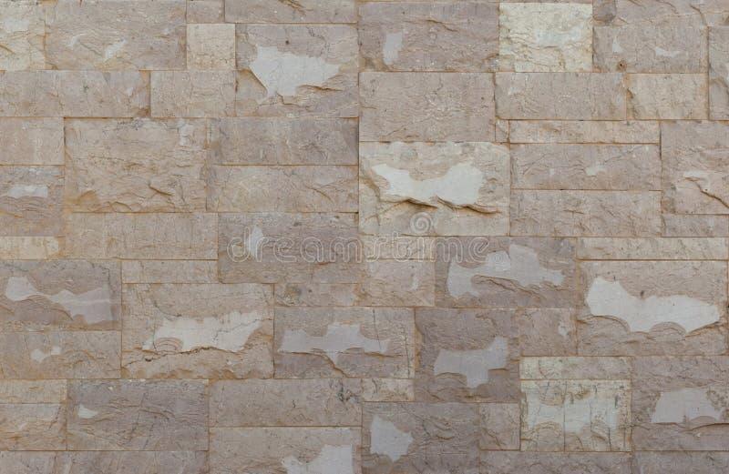 Самомоднейшая картина поверхностей каменной стены декоративных стоковая фотография