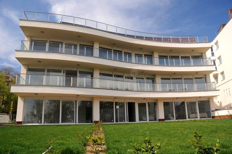 Самомоднейшая квартира стоковое изображение
