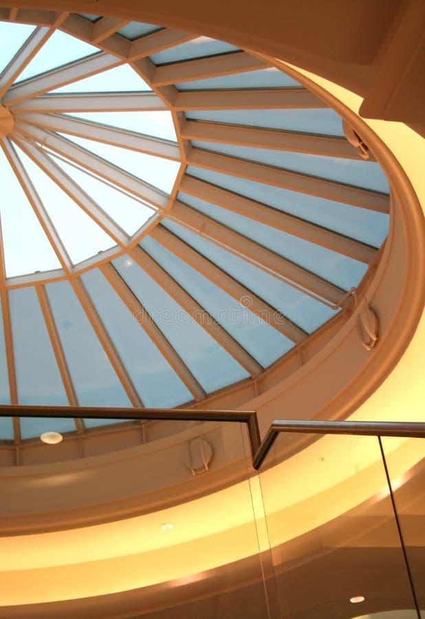 самомоднейшая крыша стоковая фотография rf