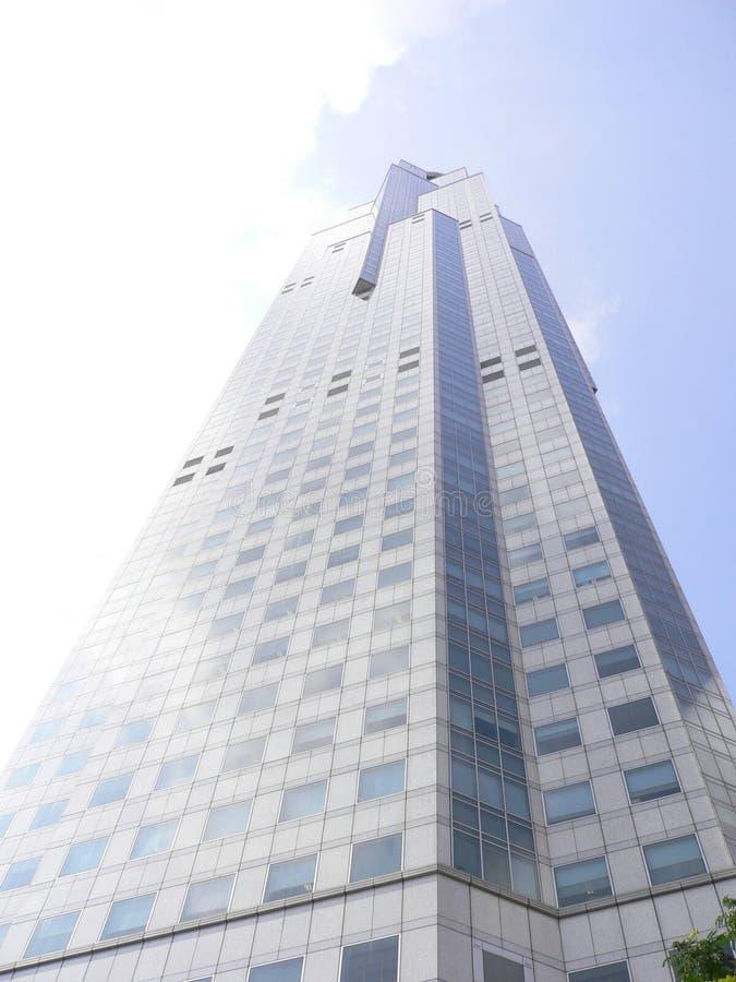 самомоднейший небоскреб стоковые фото