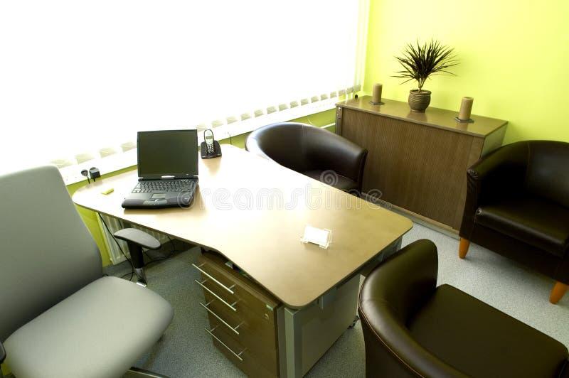 самомоднейший офис стоковые изображения rf