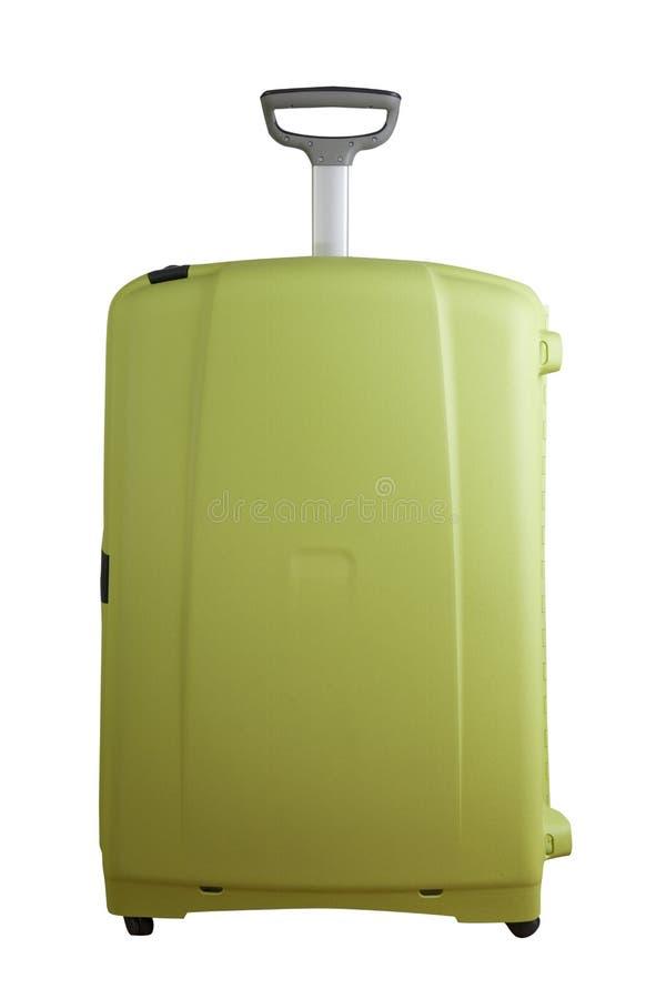 самомоднейший чемодан стоковое фото rf
