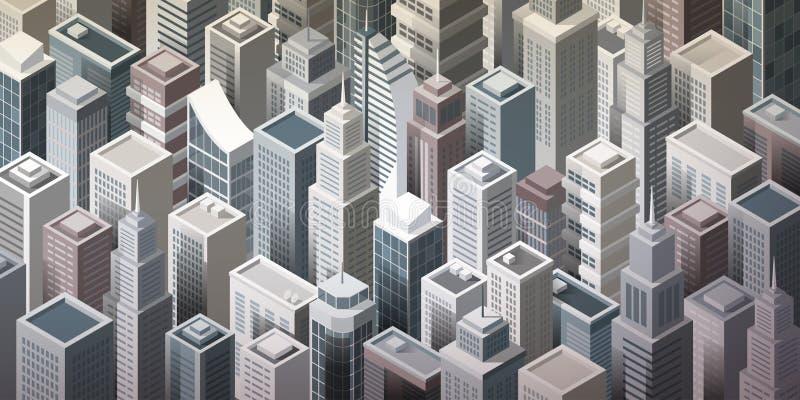 Самомоднейшая метрополия бесплатная иллюстрация