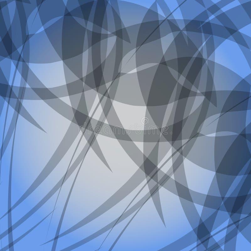 Download самомоднейшее абстрактной предпосылки голубое серые линии Иллюстрация штока - иллюстрации насчитывающей asama, свет: 41660823