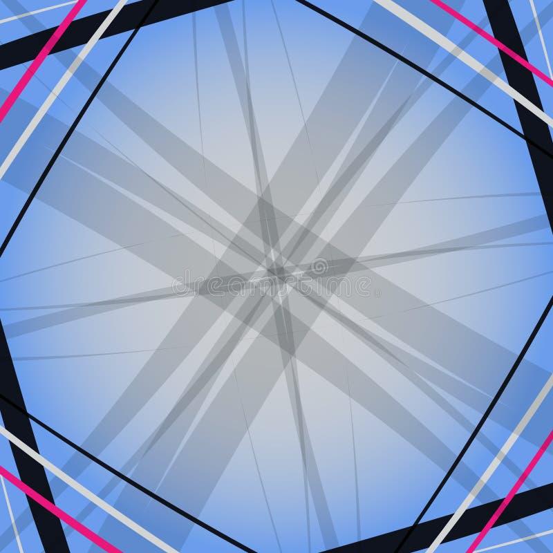 Download самомоднейшее абстрактной предпосылки голубое серые линии Иллюстрация штока - иллюстрации насчитывающей изображение, футуристическо: 41661161