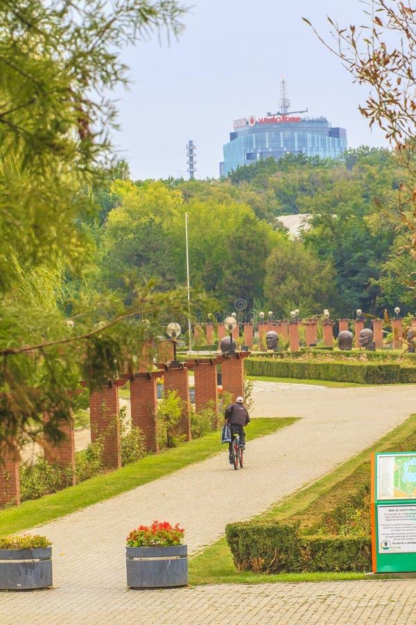 Самомоднейшее Бухарест стоковые изображения