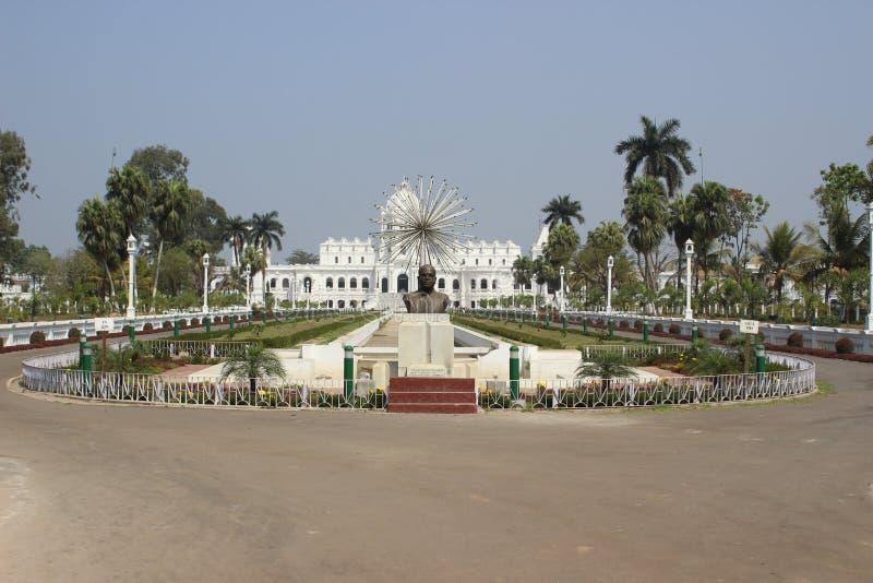 Самомоднейший дворец стоковое изображение