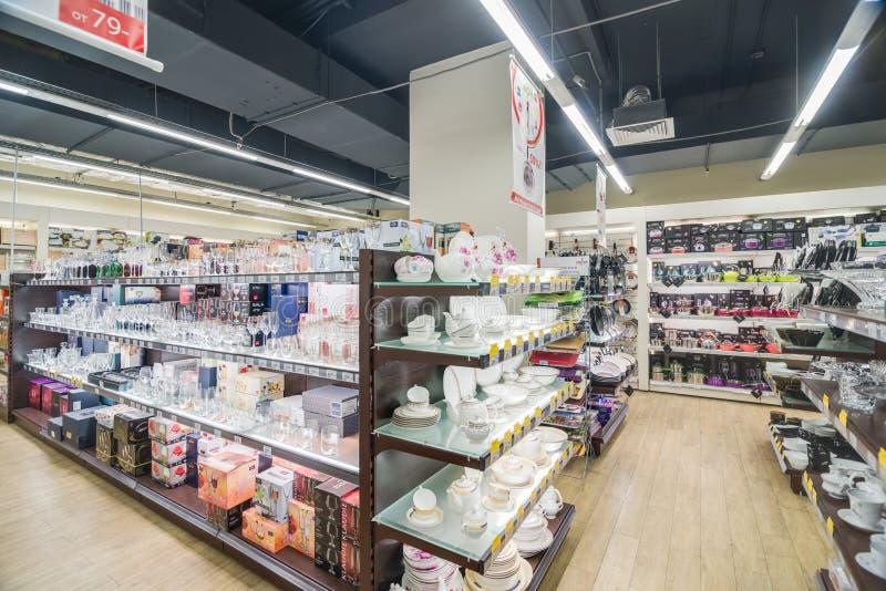 самомоднейший магазин стоковое фото