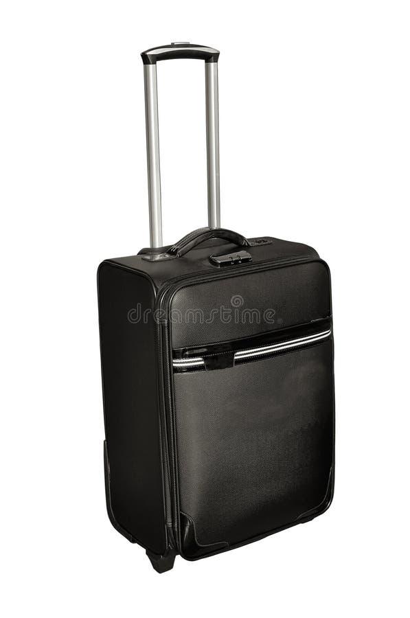 самомоднейший чемодан стоковое изображение rf