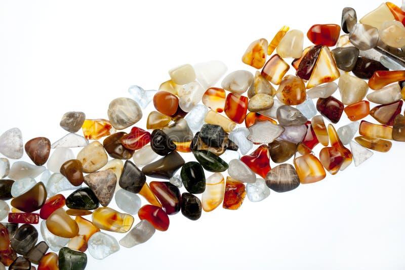 Самоцветные камни стоковое изображение rf