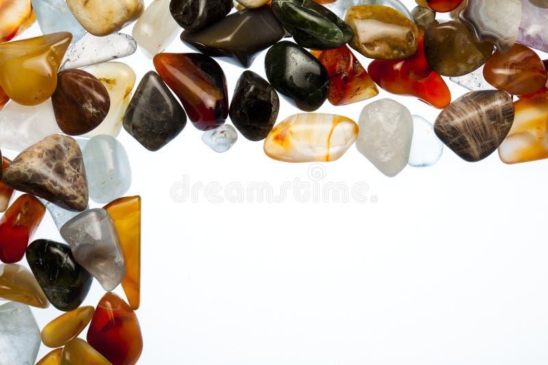 Самоцветные камни стоковая фотография rf
