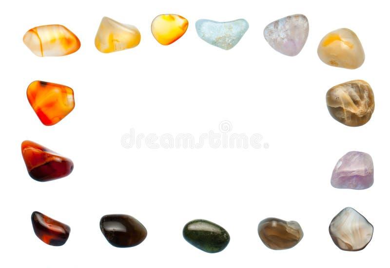 Самоцветные камни стоковые фото