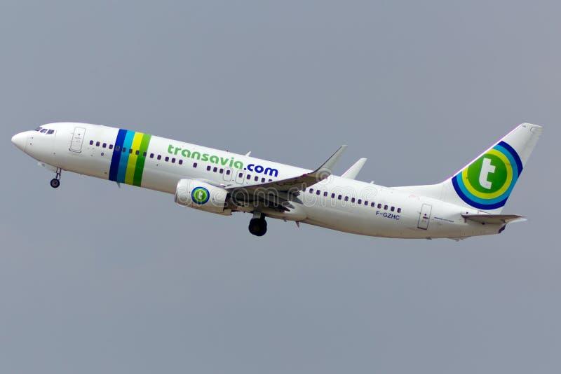 Самолет Боинга 737 стоковые фото