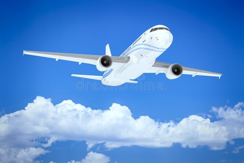 Самолет бесплатная иллюстрация