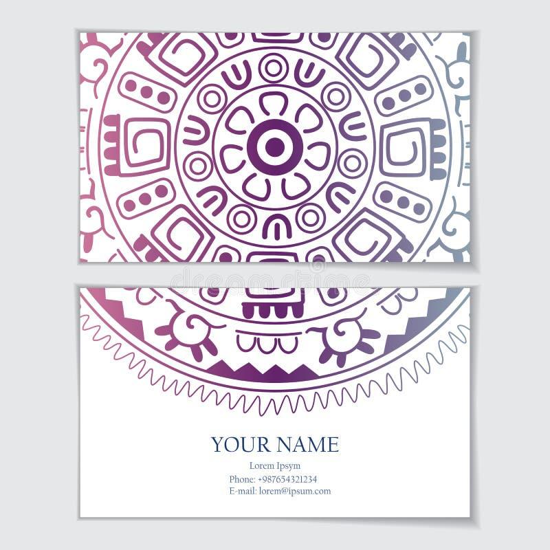 самый лучший оригинал визитной карточки печатает готовый вектор шаблона бесплатная иллюстрация