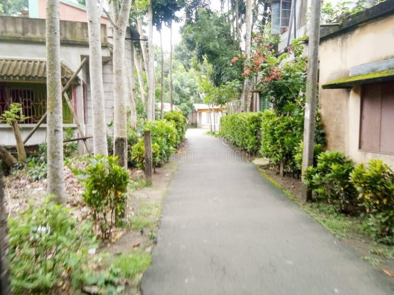 Самый чистый город Индии стоковые фотографии rf