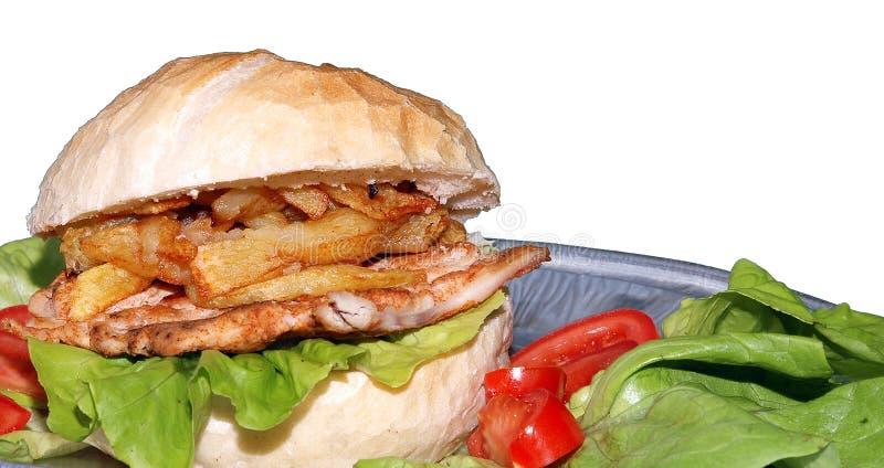 Download сандвич стоковое фото. изображение насчитывающей сандвич - 650536
