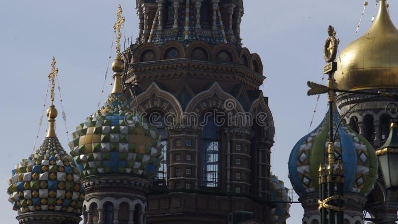 Санкт-Петербург стоковое изображение rf