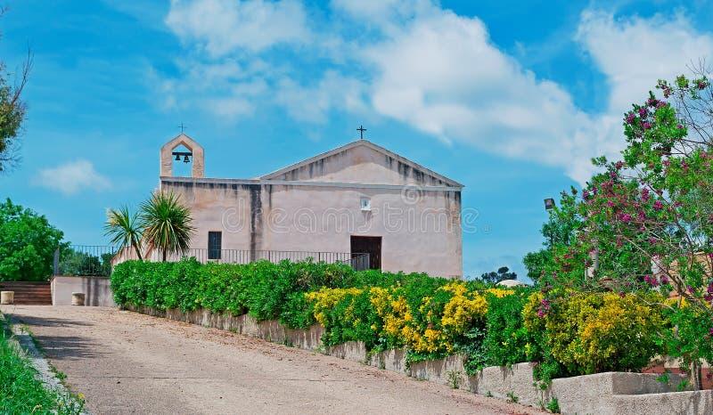 Санта Анатолия на весенний день стоковое изображение