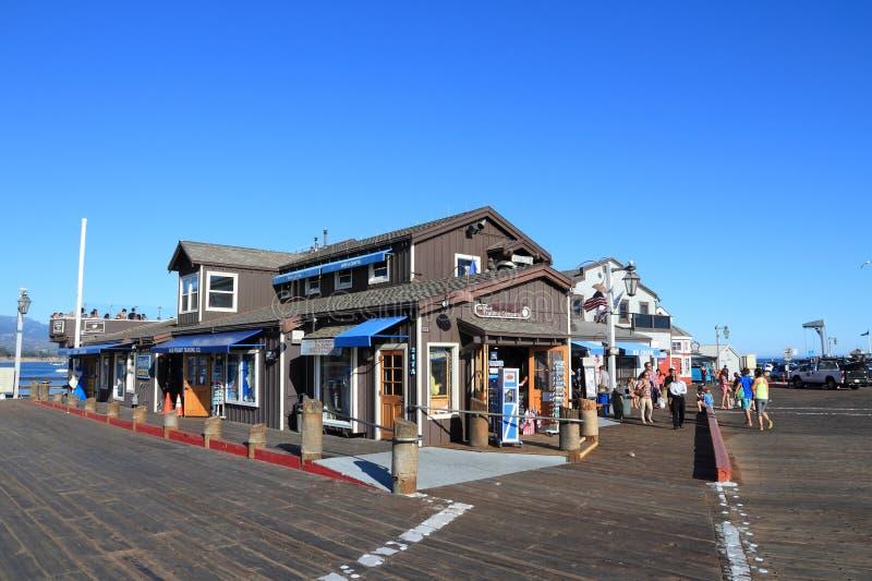 Санта-Барбара, Калифорния стоковая фотография rf