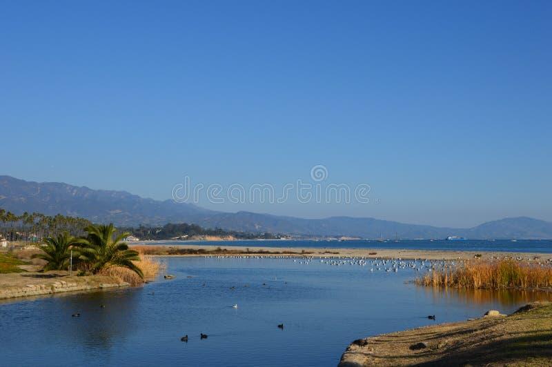 Санта-Барбара, CA стоковая фотография rf