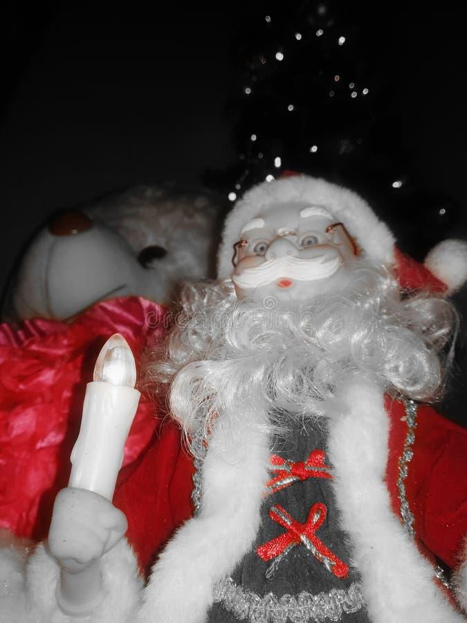 Санта Клаус стоковая фотография rf