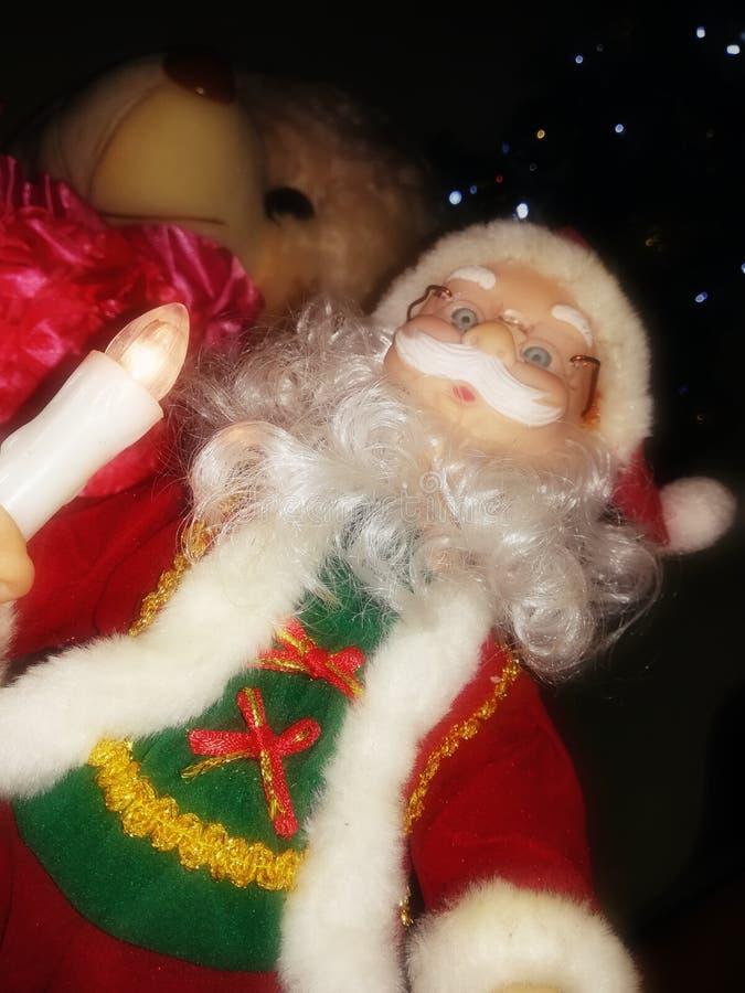 Санта Клаус стоковое изображение rf