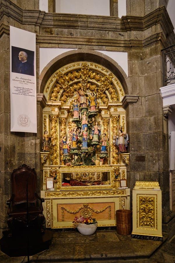 Санта Quitéria Felgueiras стоковая фотография