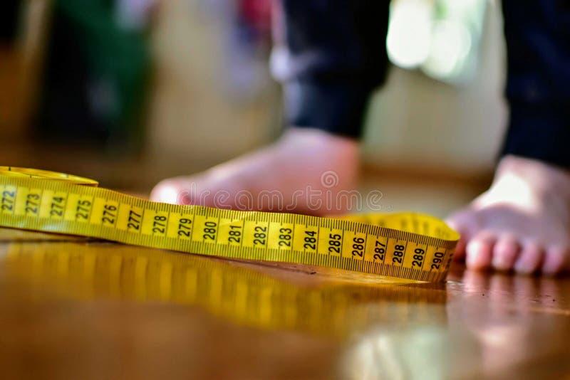 сантиметры стоковая фотография rf