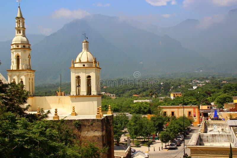 Сантьяго, Nuevo Леон, Мексика стоковая фотография rf
