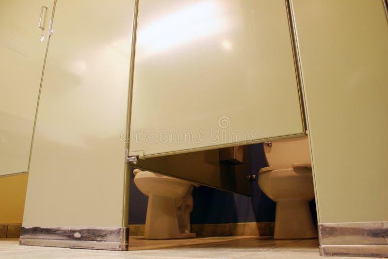 санузел туалета стоковое фото