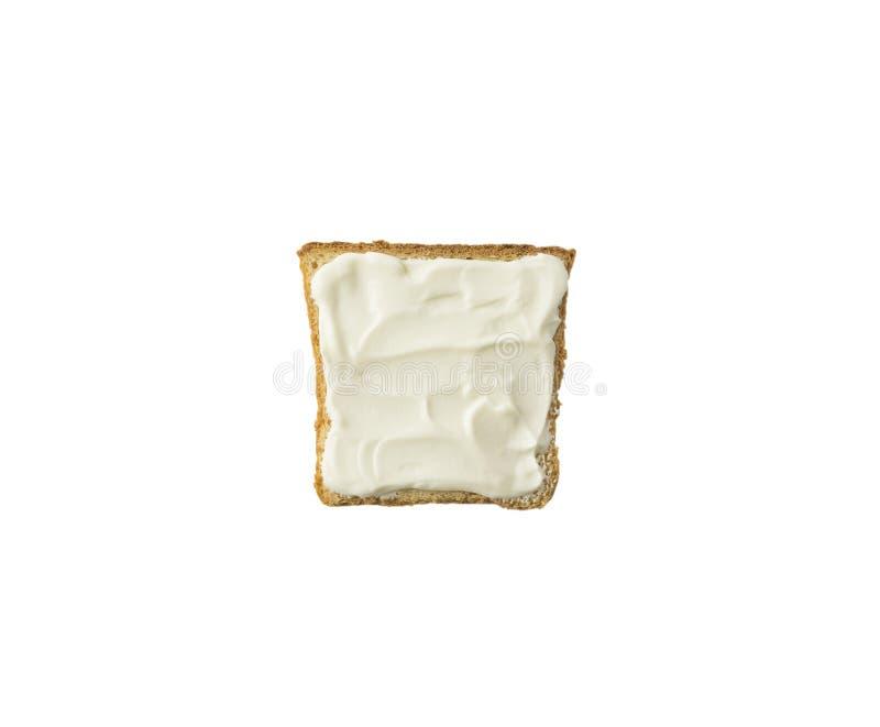 Сандвичи с плавленым сыром Свежий здоровый isol закуски закуски стоковые изображения