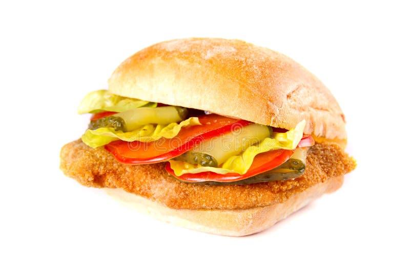 Download Сандвич стоковое фото. изображение насчитывающей завтраки - 37927572