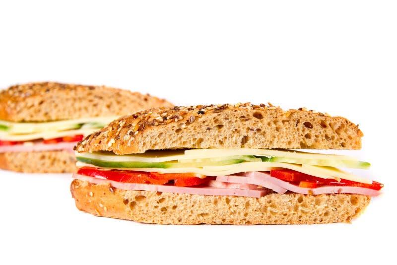 Download Сандвич стоковое фото. изображение насчитывающей бактерий - 37927598