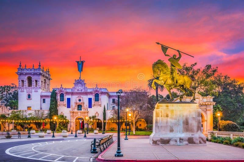 Сан-Диего, Калифорния, США стоковые фото