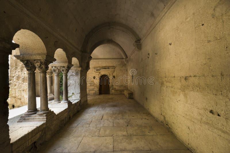 Сан Пол de Mausole на Святом-Remy de Провансали стоковые фото