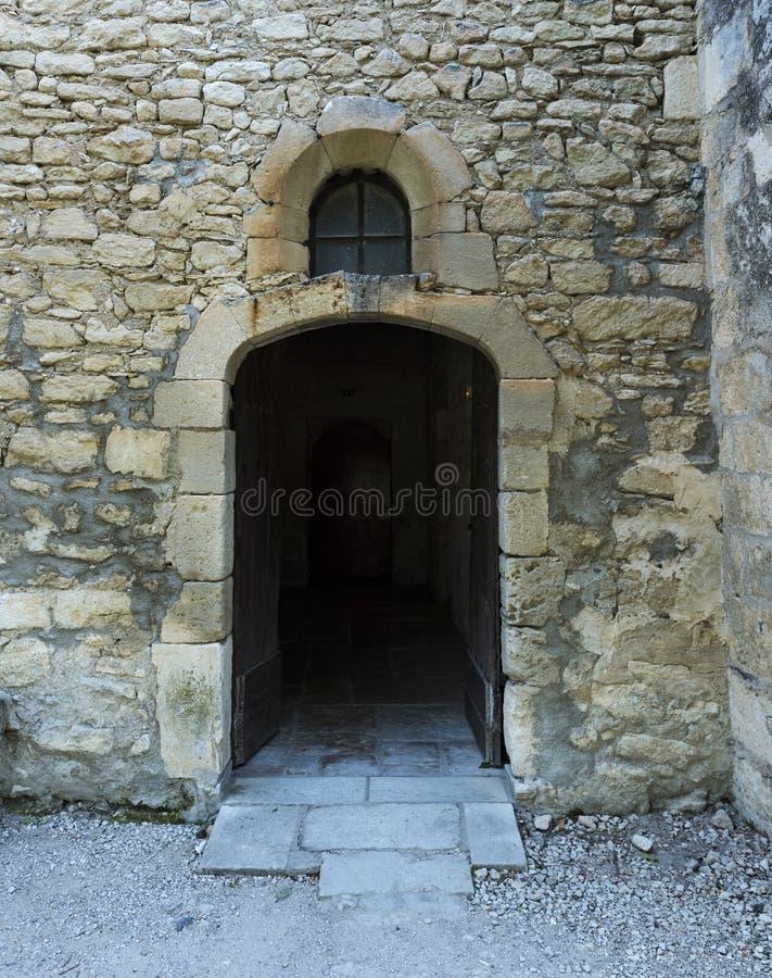Сан Пол de Mausole на Святом-Remy de Провансали стоковая фотография
